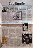 monde le no 18742 du 28 04 2005 vivendi beneficiaire sans strategie surendettement en hausse les banques en accusation liban l onu doute du retrait total des services secrets syriens irak dernieres tractations sur le gouvernement italie le nouveau cabinet berlusconi va poursuivre les baisses d impots justice le cas de lucien leger plus ancien detenu de france devant la cour europeenne des droits de l homme football la methode domenech entretien ex