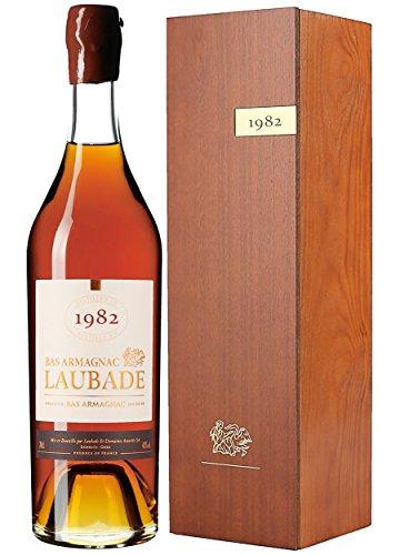 LAUBADE - ARMAGNAC MILLÉSIME 1982 70 cl