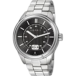 Esprit men's Quartz Watch Analogue Display and Stainless Steel Strap ES107531005