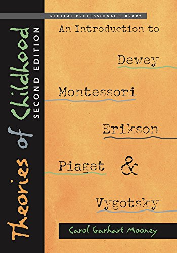 Theories of Childhood: An Introduction to Dewey, Montessori, Erikson, Piaget, and Vygotsky (Redleaf Professional Library) por Carol Garhart Mooney