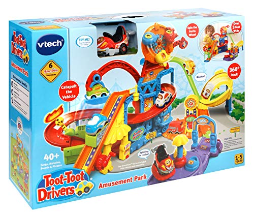 Multi Vtech 504003 Toot Treiber Vergnügungspark Sonstige