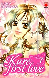 Kare first love Edition simple Tome 7