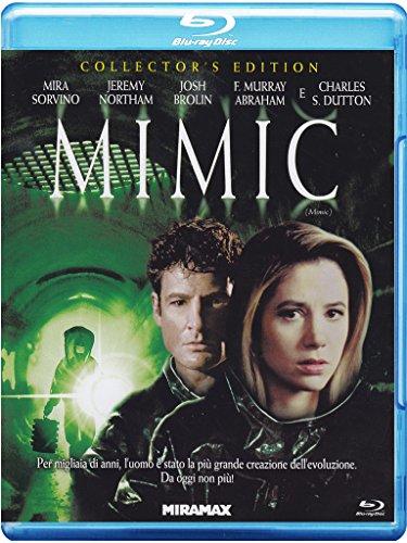 Preisvergleich Produktbild Mimic (+DVD) (collector's edition) [Blu-ray] [IT Import]