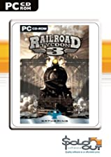 Railroad Tycoon 3 (PC CD)