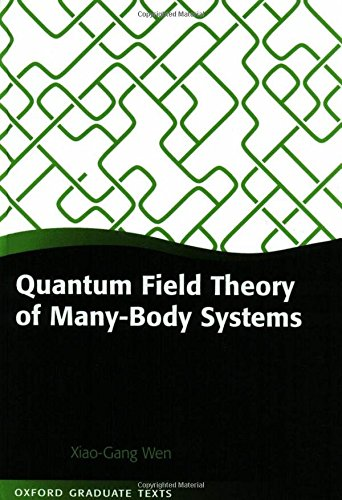 quantum-field-theory-of-many-body-systems-from-the-origin-of-sound-to-an-origin-of-light-and-electro
