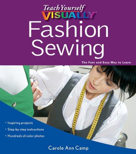 Teach Yourself Visually Fashion Sewing -