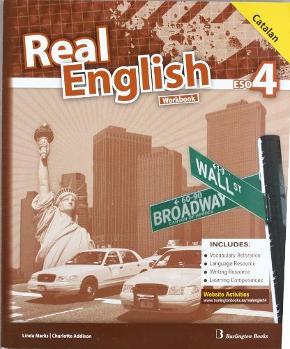 REAL ENGLISH 4 WB CAT.Burlington