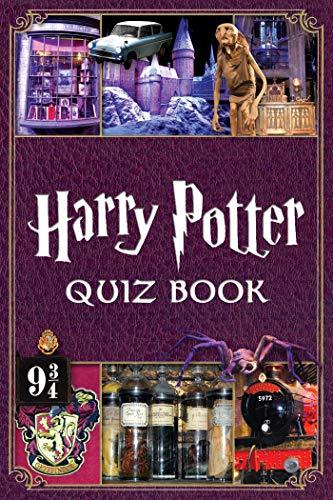 Harry Potter Quiz Book (English Edition) eBook: Esme-Rose Sneller ...
