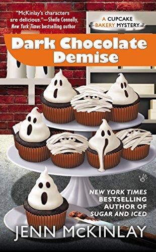 Dark Chocolate Demise (Cupcake Bakery Mystery Book 7) (English Edition)