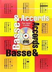 Tauzin Bruno Basse Et Accords Bass Guitar Book/Cd French