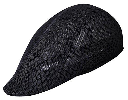 AIEOE Sombrero de Boinas Beret Gorro con Visera Protección del Sol Transpirable Bailey Cap para Hombre Mujer Verano v2VFeHt