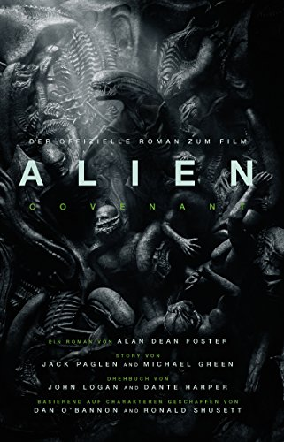 Produktbild Alien: Covenant: SciFi-Thriller