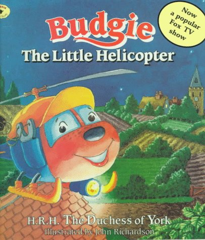 Budgie the Little Helicopter (Aladdin Picture Books)