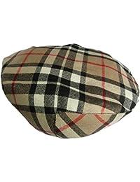 Tartan de casquette de Golf, disponible dans une sélection de tartan