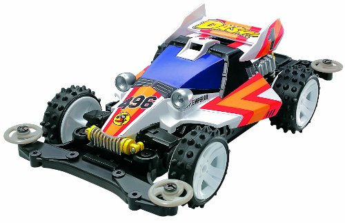 18625 Mini 4WD JR Dash-1 Emperor MS Chassis (japan import)