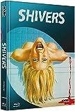 Parasiten-Mörder - Shivers [Blu-Ray+DVD] - uncut - auf 333 Stück limitiertes Mediabook Cover C