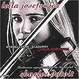 Mendelssohn / Gazunov: Violinkonzerte