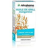 Arkopharma Arkogélules Huile de Krill + Manganèse 45 Capsules Nouveau Format