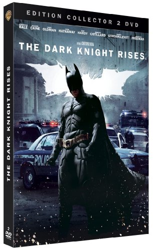 Dark Knight rises (The) / Réalisé par Christopher Nolan | Nolan, Christopher. Monteur