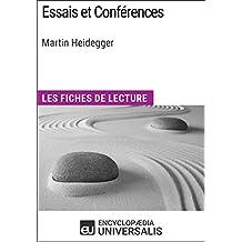 Essais et Conférences de Martin Heidegger: Les Fiches de lecture d'Universalis