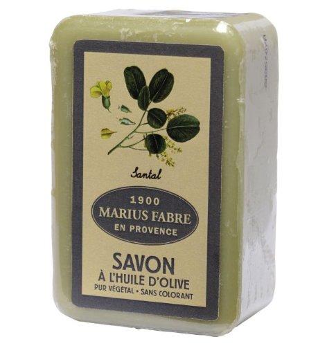 Marius Fabre 'Herbier' : Savon de Marseille Sandelholz 250 g -