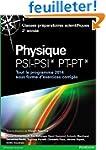 Physique PSI-PSI*-PT-PT* : Tout le pr...
