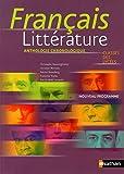 Français littérature Classes des lycées : Anthologie chronologique