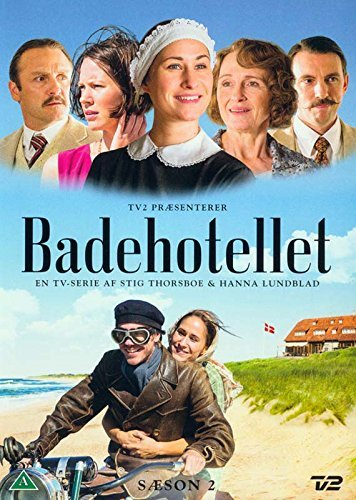 Preisvergleich Produktbild Seaside Hotel (Season 2) - 2-DVD Set ( Badehotellet ) ( Sea side Hotel - Season Two ) by Lars Ranthe