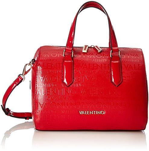Mario Valentino Valentino by Damen Clove Tornistertasche, Rot (Rosso), 16.0x22.0x33.0 cm