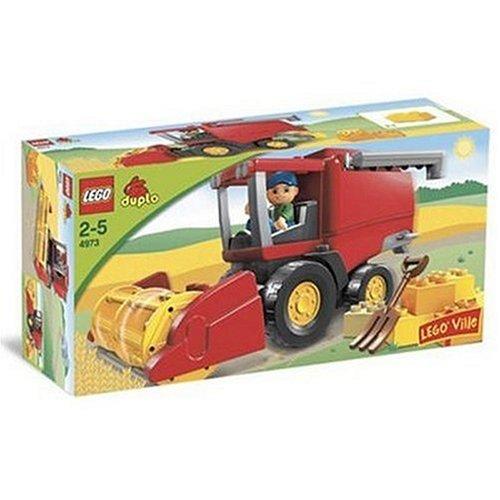 LEGO-DUPLO-4973-Harvester