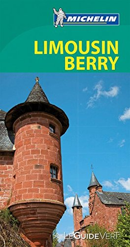 Guide Vert Limousin - Berry Michelin