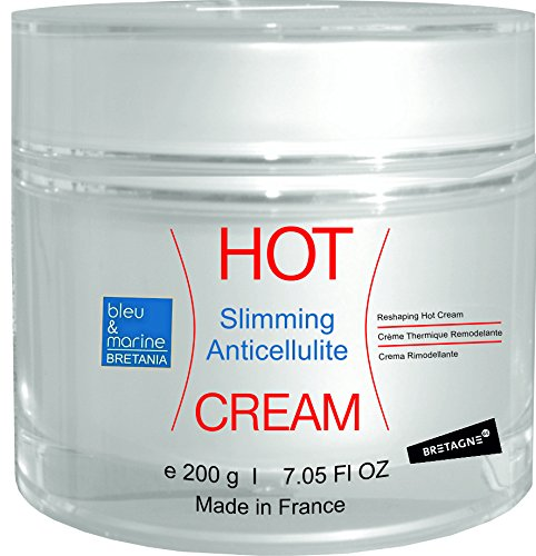 CREMA HOT Anti Celulitis Adelgazante 200 ml ● CREMA