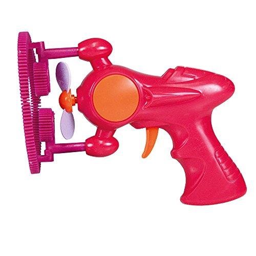 Schecker Hunde-Seifenblasen-Pistole multi elektrisch (Pistole Maschine)