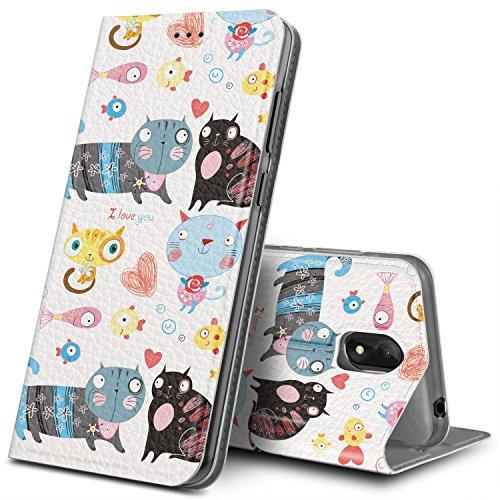 GeeMai Wiko View Go Hülle, Premium Flip Case Tasche Cover Hüllen mit Magnetverschluss [Standfunktion] Schutzhülle Handyhülle für Wiko View Go Smartphone, CH14