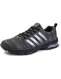 Kuako Chaussures de Course Basket Compétition Running Sport Trail  Entraînement Multisports Homme Femme 2287e523916