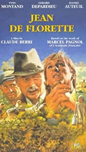 Jean De Florette [VHS]