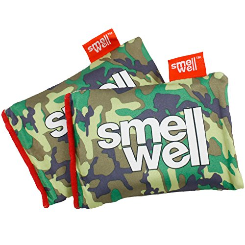 SmellWell Original Schuherfrischer - Green Camo