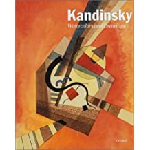 Kandinsky: Watercolours and Drawings (Art & Design)