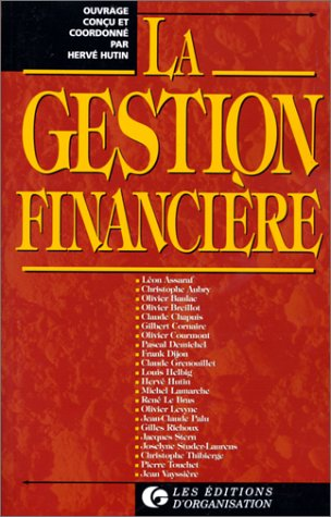La gestion financière par Hervé Hutin