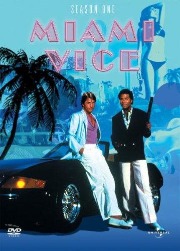 Miami Vice - Season One [6 DVDs]