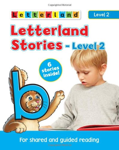 Letterland Stories (Letterland at Home)