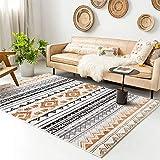 مجموعة سجادات ثلاثية الابعاد للارضيات المغطاة بالسجاد وتحت الكراسي مصنوعة من الفلانيل لغرفة المعيشة وغرفة النوم والحمام (دي 1
