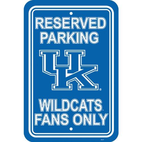 Flagpole To Go NCAA Kentucky Wildcats Parken Schild