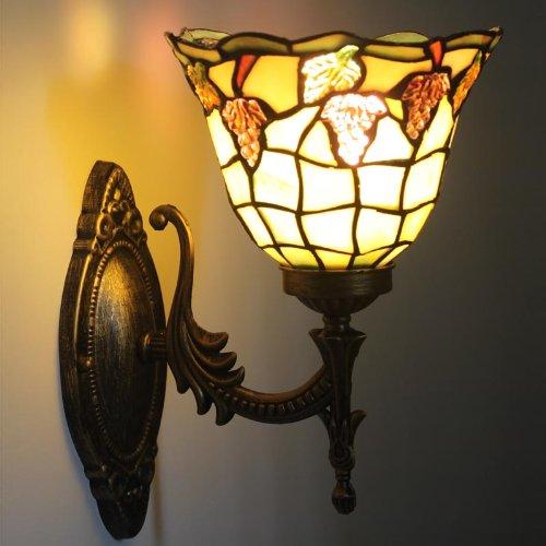 Uncle Sam LI Raisins - pastorales escaliers du couloir de la lampe lampe de chevet murale de coin chaud avant la rétro lampe de miroir salle de bain