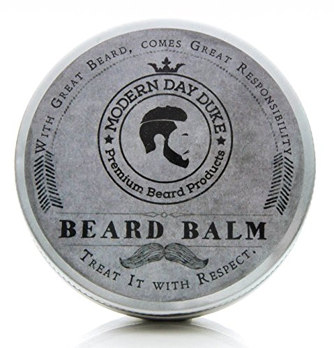 Baume pour barbe Modern Day Duke, Baume de barbe, sans rinçage, XL 60ml