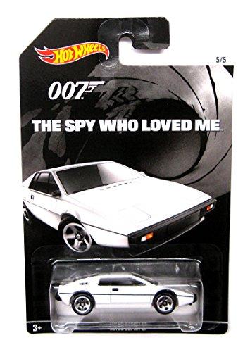 Hot Wheels James Bond 007 Lotus Esprit S1 The Spy Who Loved Me 1:64