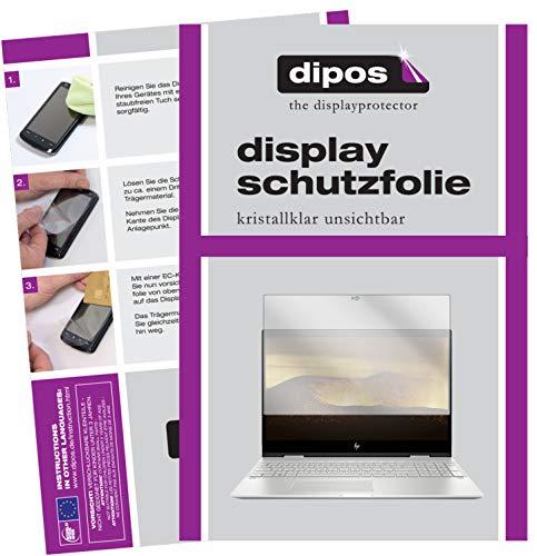 ie klar passend für HP Envy X360 13.3 Zoll Folie Displayschutzfolie ()