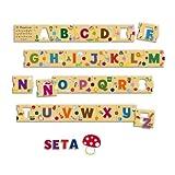 Diset - El abecedario (63976)