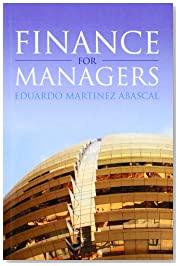 Finance for Managers (UK Higher Education Business Finance)
