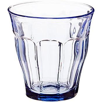 Duralex Picardie Farbige Wasserbecher Gläser - 250ml
